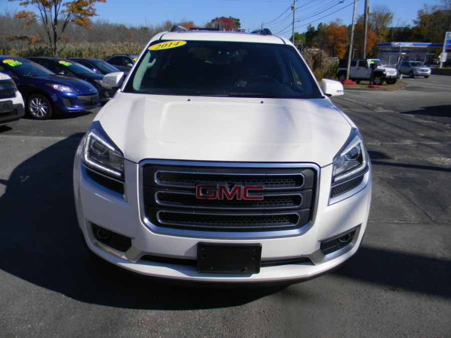 2014 GMC Acadia AWD 4dr SLT1, available for sale in Southborough, Massachusetts | M&M Vehicles Inc dba Central Motors. Southborough, Massachusetts