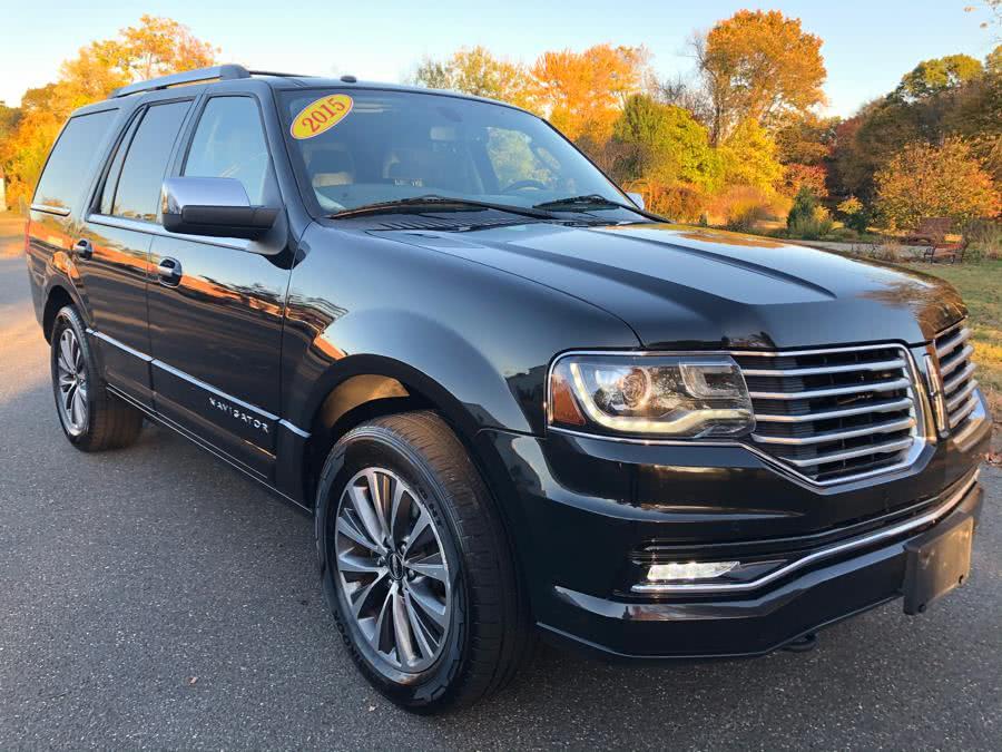 Used 2015 Lincoln Navigator in Agawam, Massachusetts | Malkoon Motors. Agawam, Massachusetts
