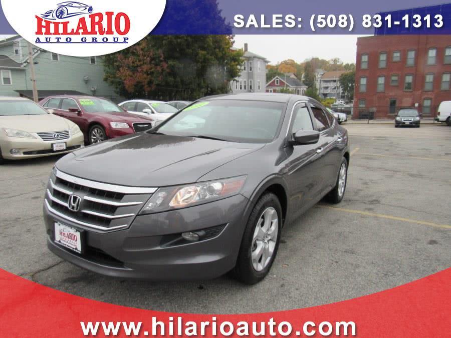 Used 2012 Honda Crosstour in Worcester, Massachusetts   Hilario's Auto Sales Inc.. Worcester, Massachusetts