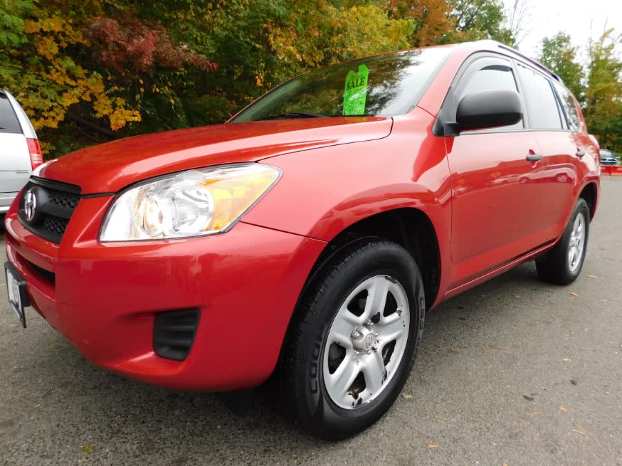 Used Toyota RAV4 4WD 4dr I4 (Natl) 2012 | Watertown Auto Sales. Watertown, Connecticut