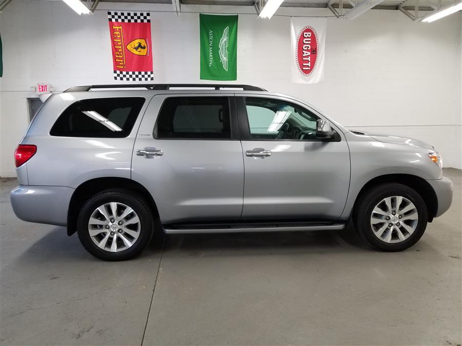 2016 Toyota Sequoia 4WD 5.7L FFV Limited (Natl), available for sale in Bridgeport, Connecticut   CT Auto. Bridgeport, Connecticut
