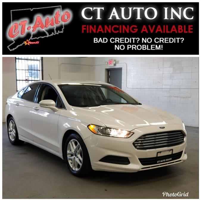 Used Ford Fusion 4dr Sdn SE FWD 2015 | CT Auto. Bridgeport, Connecticut