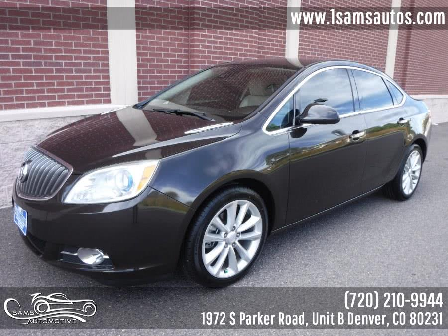 Used 2014 Buick Verano in Denver, Colorado | Sam's Automotive. Denver, Colorado