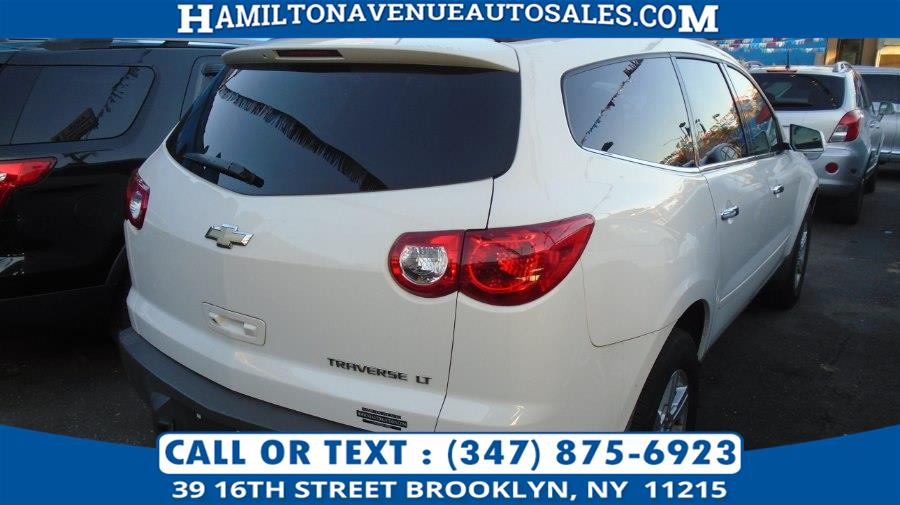 2012 Chevrolet Traverse FWD 4dr LT w/1LT, available for sale in Brooklyn, New York   Hamilton Avenue Auto Sales DBA Nyautoauction.com. Brooklyn, New York