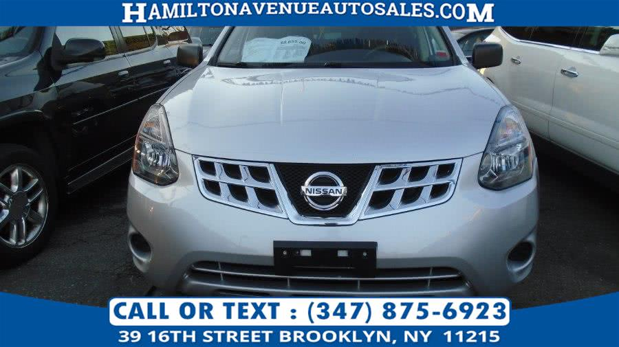 Used 2015 Nissan Rogue Select in Brooklyn, New York | Hamilton Avenue Auto Sales DBA Nyautoauction.com. Brooklyn, New York