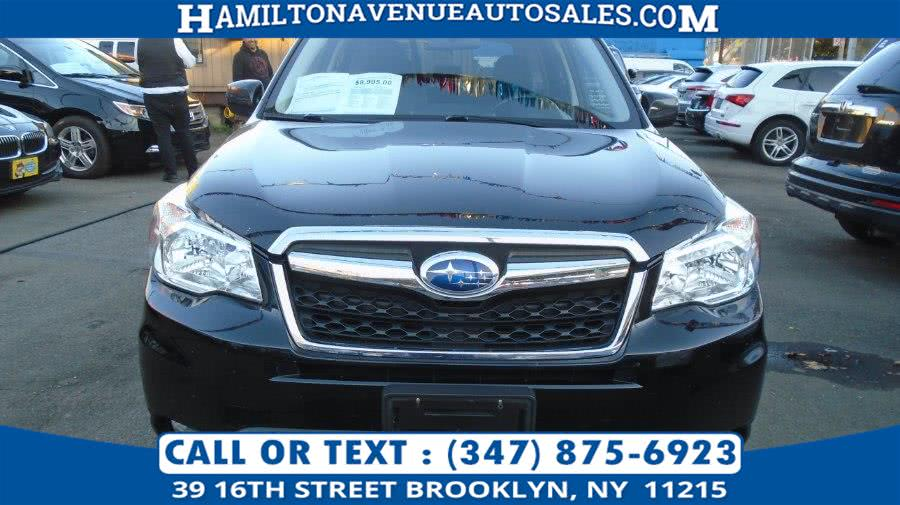 Used 2015 Subaru Forester in Brooklyn, New York | Hamilton Avenue Auto Sales DBA Nyautoauction.com. Brooklyn, New York