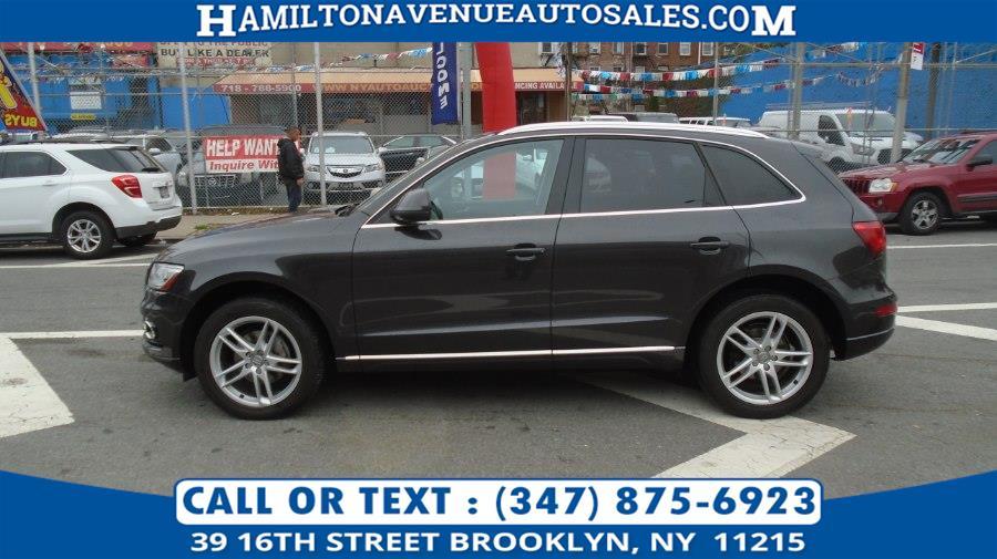 Used Audi Q5 quattro 4dr 2.0T Premium Plus 2014 | Hamilton Avenue Auto Sales DBA Nyautoauction.com. Brooklyn, New York