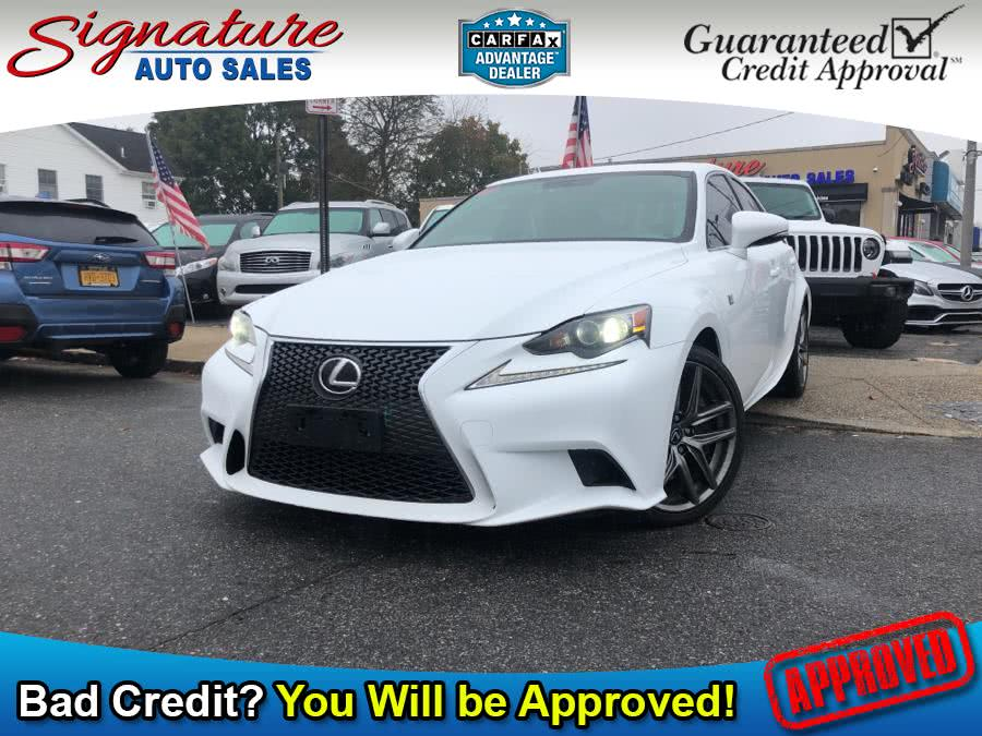 Used 2016 Lexus IS 300 in Franklin Square, New York | Signature Auto Sales. Franklin Square, New York