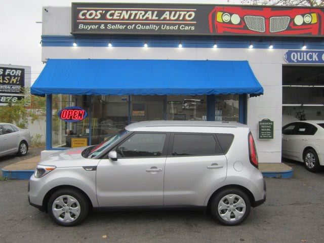 Used Kia Soul 5dr Wgn Auto Base 2014 | Cos Central Auto. Meriden, Connecticut