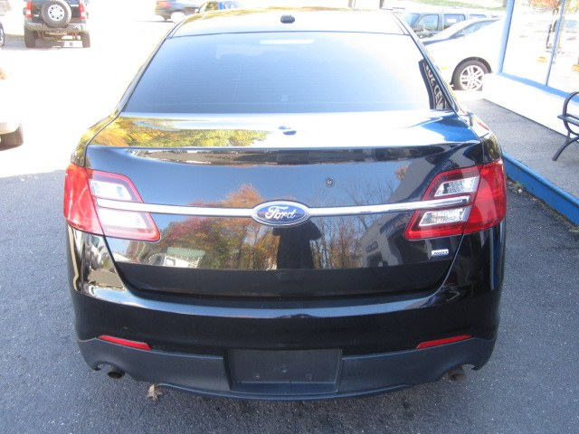 2013 Ford Sedan Police Interceptor 4dr Sdn AWD, available for sale in Meriden, Connecticut   Cos Central Auto. Meriden, Connecticut