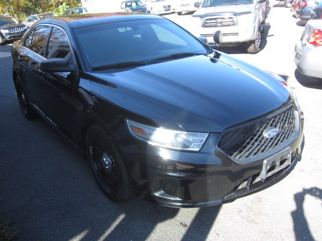2013 Ford Sedan Police Interceptor 4dr Sdn AWD, available for sale in Meriden, Connecticut | Cos Central Auto. Meriden, Connecticut