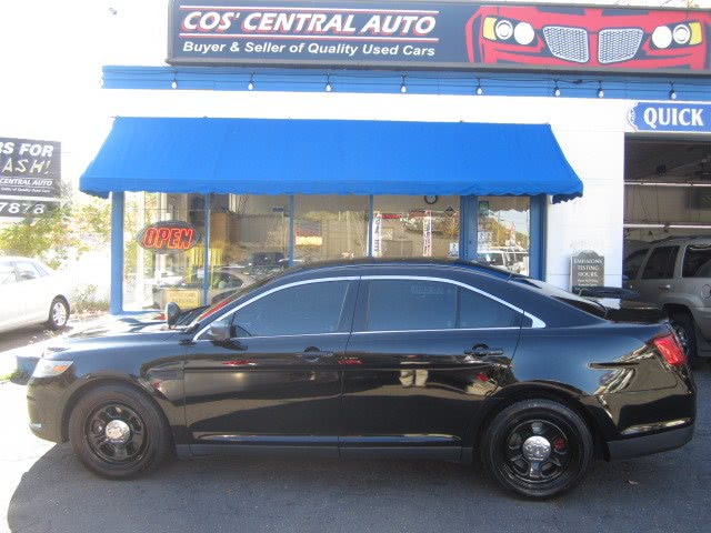Used 2013 Ford Sedan Police Interceptor in Meriden, Connecticut | Cos Central Auto. Meriden, Connecticut