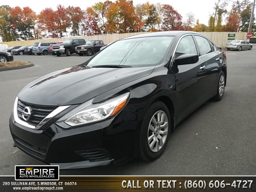 Used 2017 Nissan Altima in S.Windsor, Connecticut | Empire Auto Wholesalers. S.Windsor, Connecticut