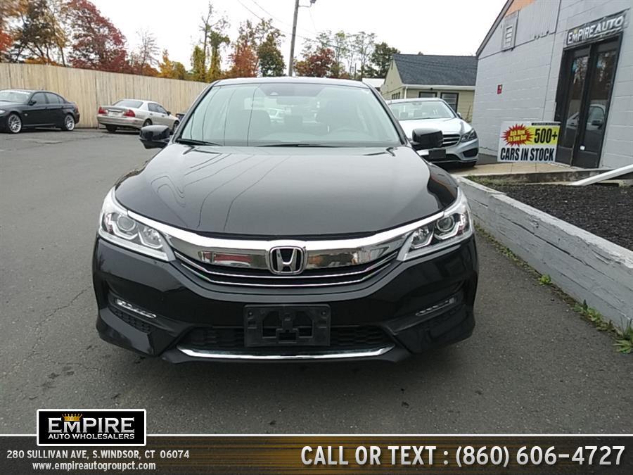 Used Honda Accord Sedan 4dr I4 CVT EX w/Honda Sensing 2016 | Empire Auto Wholesalers. S.Windsor, Connecticut