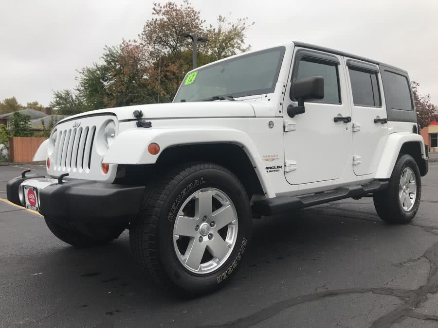 Used 2012 Jeep Wrangler Unlimited in Hartford, Connecticut | Lex Autos LLC. Hartford, Connecticut