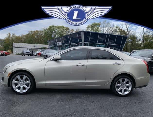 Used 2014 Cadillac Ats in Cincinnati, Ohio | Luxury Motor Car Company. Cincinnati, Ohio