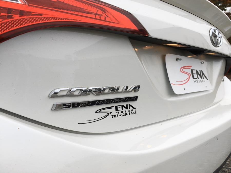 2017 Toyota Corolla SE, available for sale in Revere, Massachusetts | Sena Motors Inc. Revere, Massachusetts