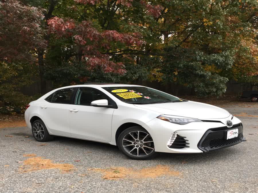 Used 2017 Toyota Corolla in Revere, Massachusetts | Sena Motors Inc. Revere, Massachusetts