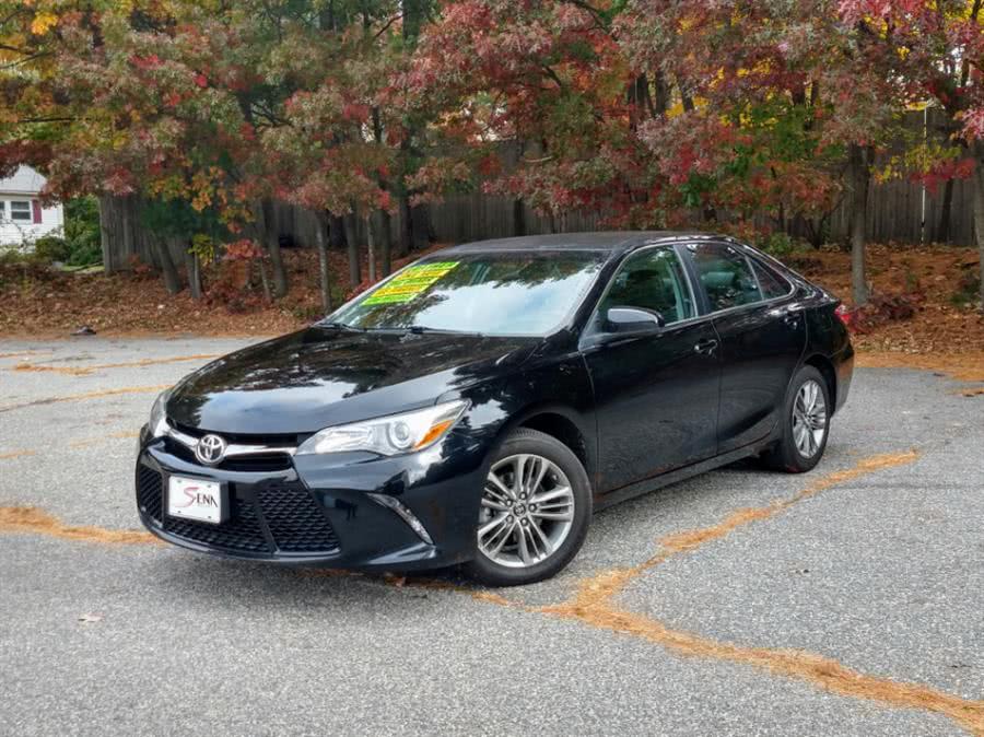 Used 2017 Toyota Camry in Revere, Massachusetts   Sena Motors Inc. Revere, Massachusetts