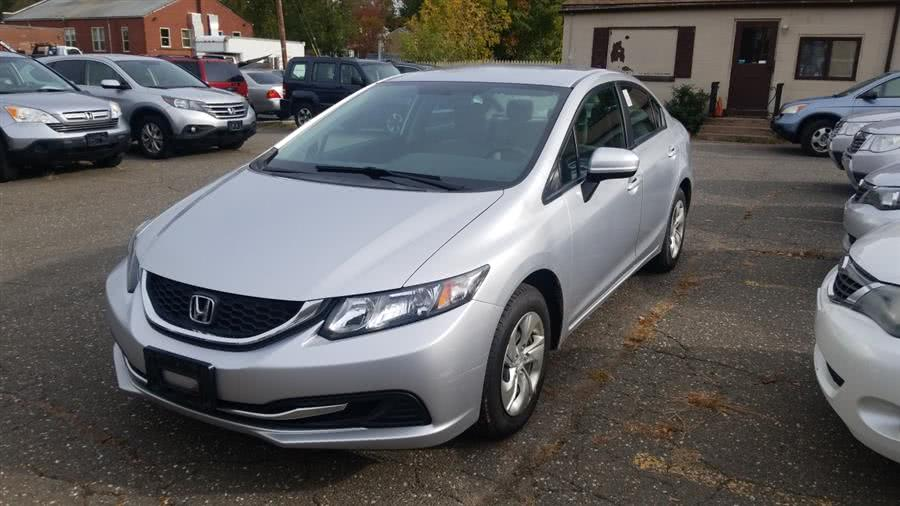 Used 2014 Honda Civic Sedan in Manchester, Connecticut | Best Auto Sales LLC. Manchester, Connecticut