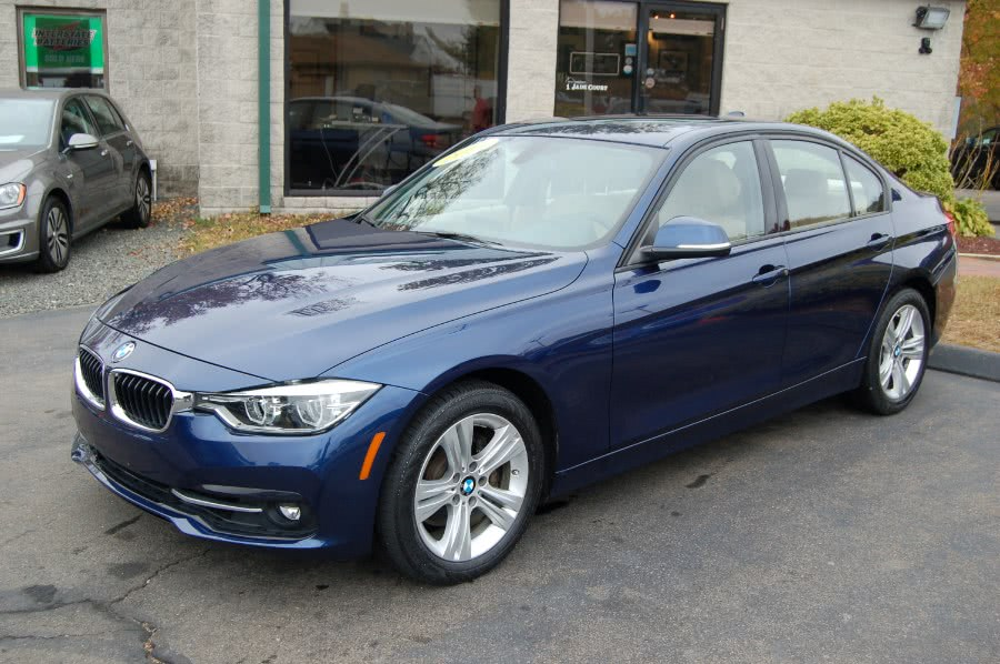 Used BMW 3 Series 4dr Sdn 328i xDrive AWD SPORT LINE 2016 | M&N`s Autohouse. Old Saybrook, Connecticut