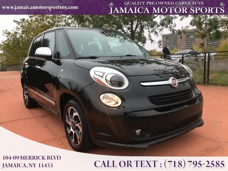 Used 2014 FIAT 500L in Jamaica, New York | Jamaica Motor Sports . Jamaica, New York