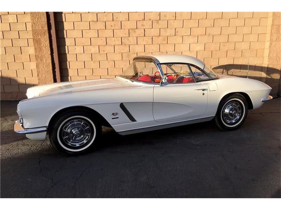 Used Chevrolet Corvette 2dr Convertible 1962 | Village Auto Sales. Milford, Connecticut