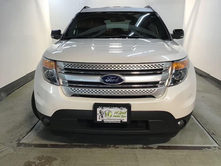2015 Ford Explorer 4WD 4dr XLT, available for sale in Hillside, New Jersey | M Sport Motor Car. Hillside, New Jersey