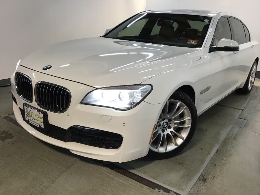 Used 2013 BMW 7 Series in Lodi, New Jersey | European Auto Expo. Lodi, New Jersey