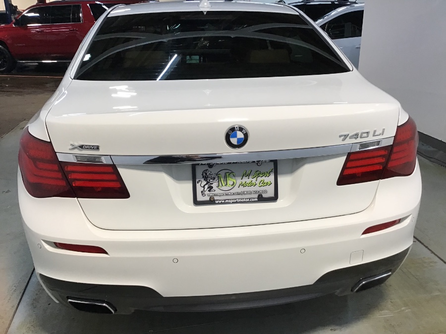 2013 BMW 7 Series 4dr Sdn 740Li xDrive AWD, available for sale in Lodi, New Jersey | European Auto Expo. Lodi, New Jersey