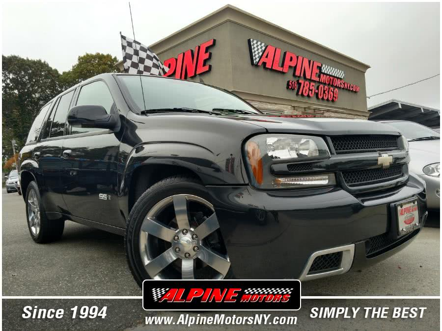 Used 2009 Chevrolet TrailBlazer in Wantagh, New York | Alpine Motors Inc. Wantagh, New York