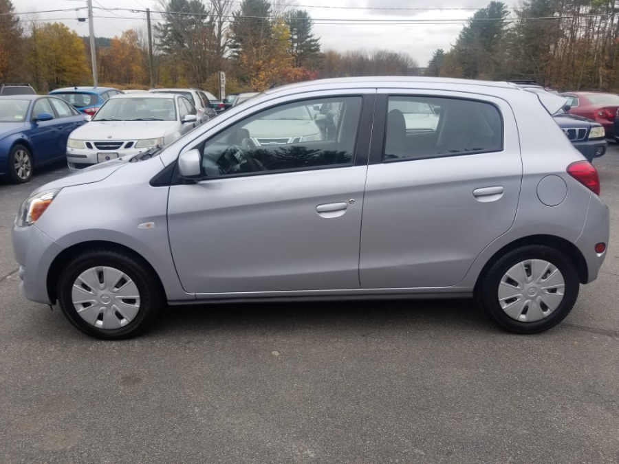 Used Mitsubishi Mirage 4dr HB Man DE 2014 | ODA Auto Precision LLC. Auburn, New Hampshire