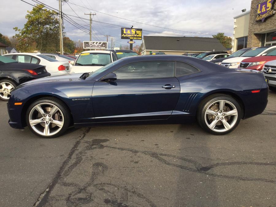 Used Chevrolet Camaro 2dr Cpe 1SS 2011 | L&S Automotive LLC. Plantsville, Connecticut