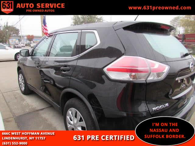 Used Nissan Rogue FWD 4dr S 2016 | 631 Auto Service. Lindenhurst, New York