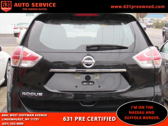 2016 Nissan Rogue FWD 4dr S, available for sale in Lindenhurst, New York | 631 Auto Service. Lindenhurst, New York