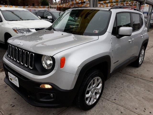 2015 Jeep Renegade Latitude, available for sale in Jamaica, New York | Hillside Auto Outlet. Jamaica, New York