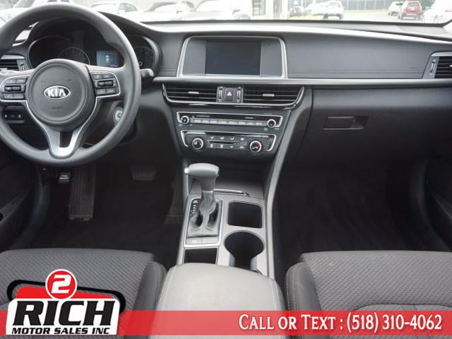 2018 Kia Optima LX Auto, available for sale in Bronx, New York | 2 Rich Motor Sales Inc. Bronx, New York