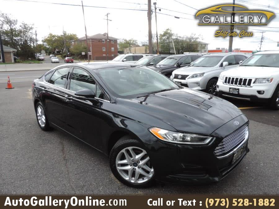 Used Ford Fusion 4dr Sdn SE FWD 2014 | Auto Gallery. Lodi, New Jersey