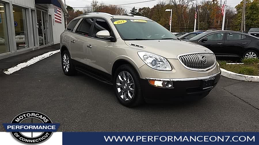Used 2012 Buick Enclave in Wilton, Connecticut | Performance Motor Cars. Wilton, Connecticut