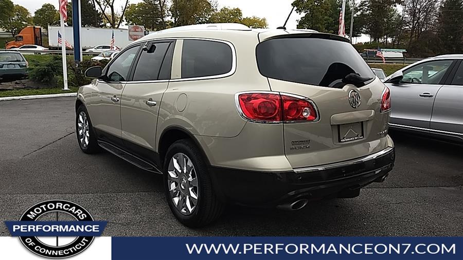 2012 Buick Enclave AWD 4dr Premium, available for sale in Wilton, Connecticut | Performance Motor Cars. Wilton, Connecticut