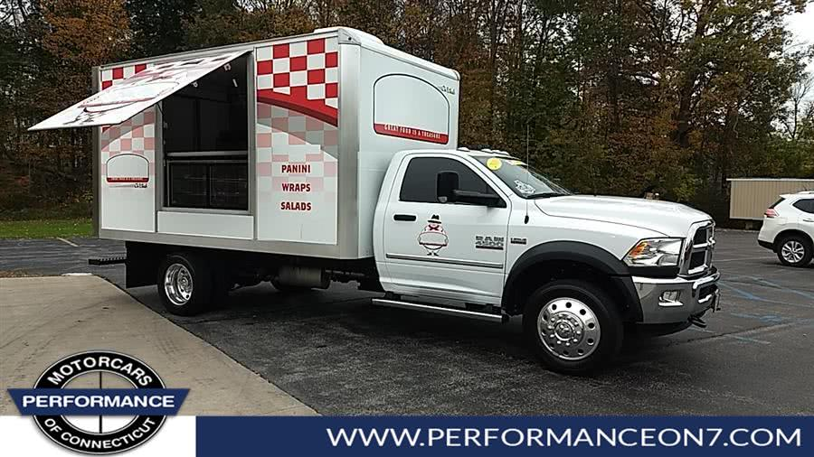 Used 2018 Ram 4500 Chassis Cab in Wilton, Connecticut | Performance Motor Cars. Wilton, Connecticut