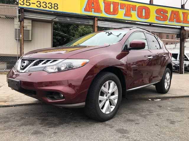 Used Nissan Murano AWD 4dr SV 2012 | Wide World Inc. Brooklyn, New York