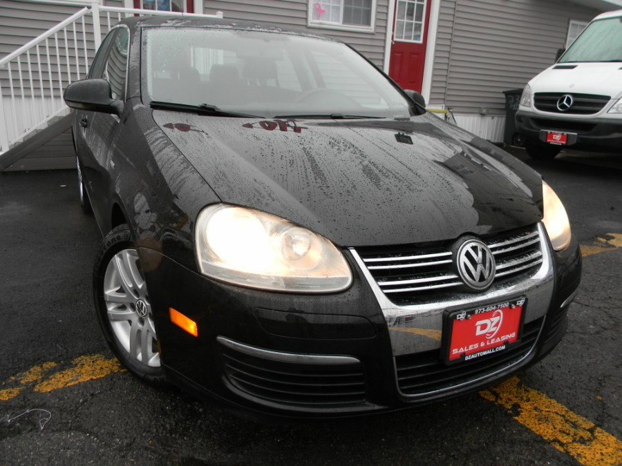 2007 Volkswagen Jetta Sedan 4dr Auto Wolfsburg Edition, available for sale in Paterson, New Jersey | DZ Automall. Paterson, New Jersey