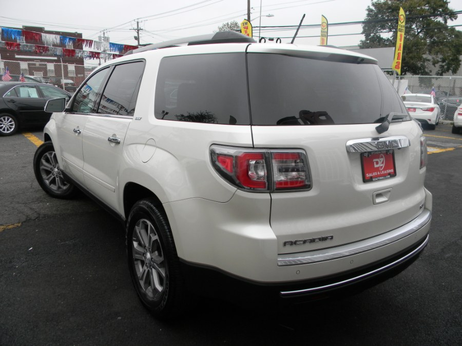 2013 GMC Acadia AWD 4dr SLT w/SLT-1, available for sale in Paterson, New Jersey | DZ Automall. Paterson, New Jersey