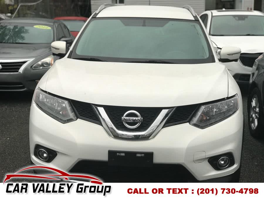 Used 2014 Nissan Rogue in Jersey City, New Jersey | Car Valley Group. Jersey City, New Jersey