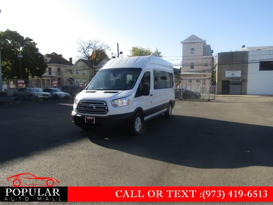 Used 2019 Ford Transit Passenger Wagon in Newark , New Jersey | Popular Auto Mall Inc . Newark , New Jersey