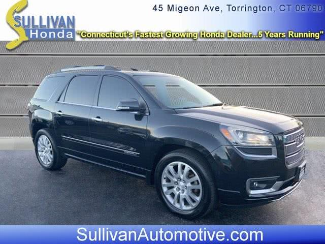 Used 2015 GMC Acadia in Avon, Connecticut | Sullivan Automotive Group. Avon, Connecticut