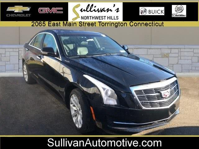 Used 2017 Cadillac Ats in Avon, Connecticut | Sullivan Automotive Group. Avon, Connecticut
