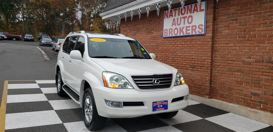 Used Lexus GX 470 4WD 4dr 2008 | National Auto Brokers, Inc.. Waterbury, Connecticut