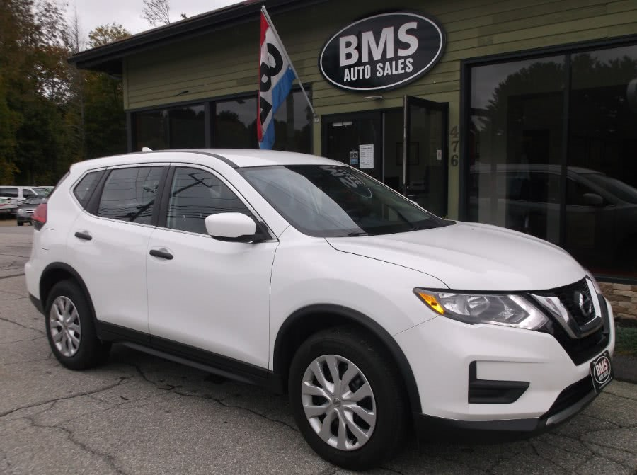 Used 2017 Nissan Rogue in Brooklyn, Connecticut | Brooklyn Motor Sports Inc. Brooklyn, Connecticut